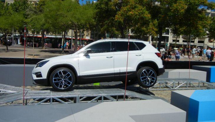 Nuova Seat Ateca: prova su strada, caratteristiche tecniche, motori e prezzi - Foto 22 di 26