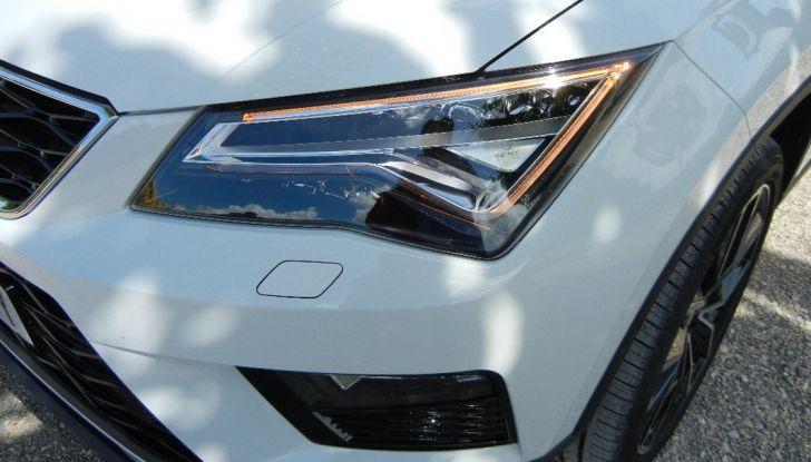 Nuova Seat Ateca: prova su strada, caratteristiche tecniche, motori e prezzi - Foto 3 di 26
