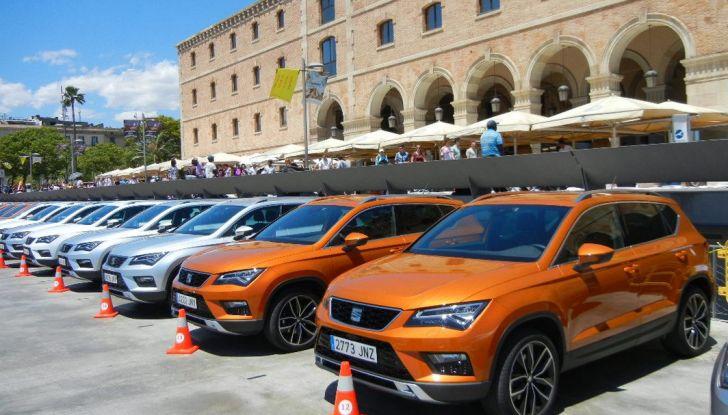 Nuova Seat Ateca: prova su strada, caratteristiche tecniche, motori e prezzi - Foto 9 di 26