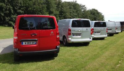Nuovi Citroën Jumpy e Peugeot Expert: prova su strada, caratteristiche, allestimenti e prezzi