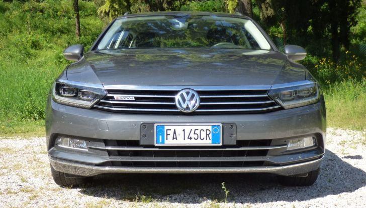 Volkswagen Passat Variant BiTdi da 240CV: la prova della wagon da corsa - Foto 28 di 29