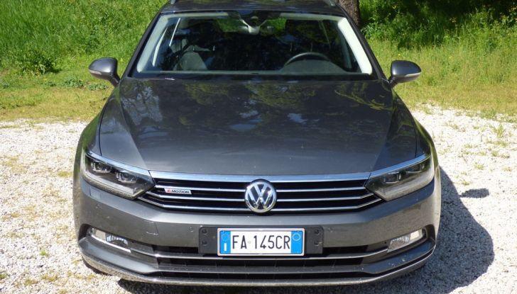 Volkswagen Passat Variant BiTdi da 240CV: la prova della wagon da corsa - Foto 27 di 29