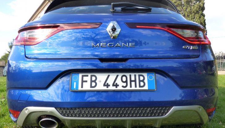 Renault Mégane GT Line da 130CV, prova su strada, impressioni e prezzi - Foto 8 di 36