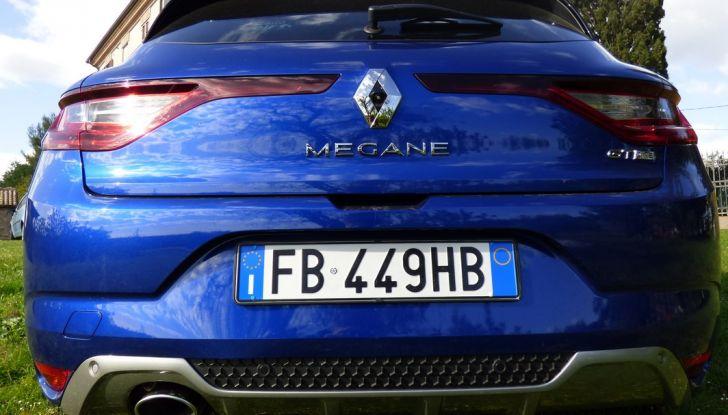Renault Mégane GT Line da 130CV, prova su strada, impressioni e prezzi - Foto 11 di 36