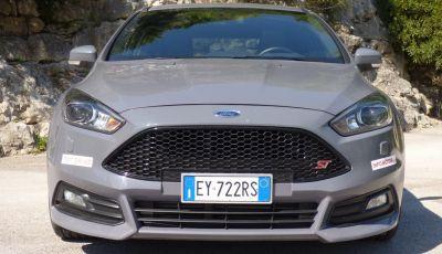 Ford Focus ST TDCi, il Diesel sportivo da 185CV e 400Nm: la nostra prova