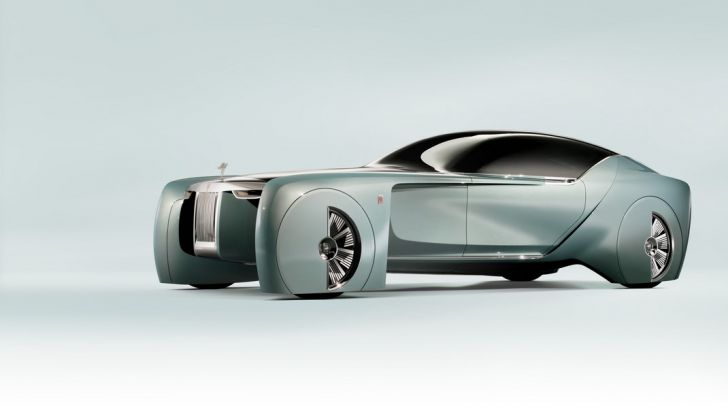MINI e Rolls-Royce: i prossimi 100 anni del gruppo BMW - Foto 16 di 33