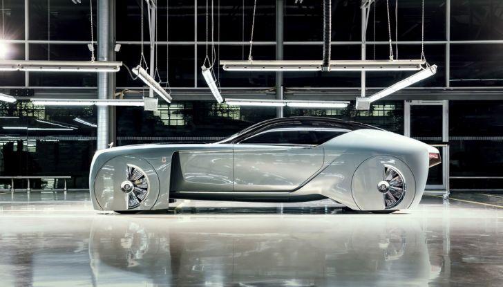 MINI e Rolls-Royce: i prossimi 100 anni del gruppo BMW - Foto 24 di 33