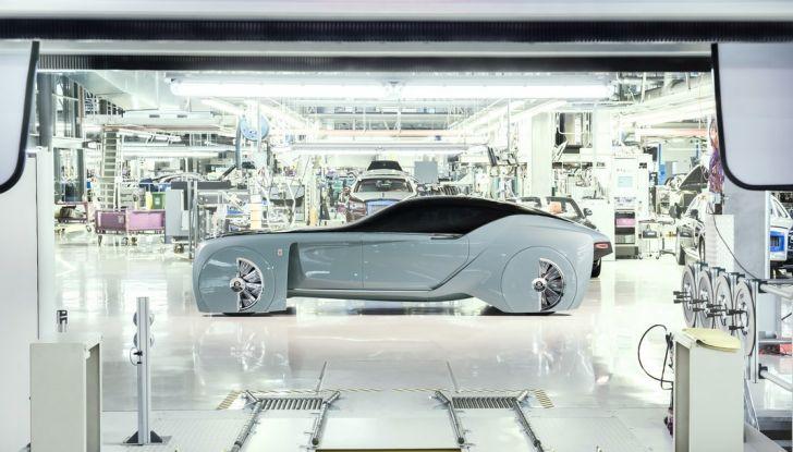 MINI e Rolls-Royce: i prossimi 100 anni del gruppo BMW - Foto 25 di 33