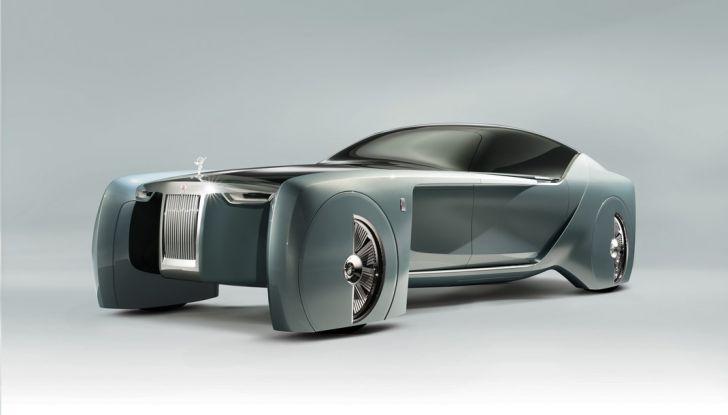 MINI e Rolls-Royce: i prossimi 100 anni del gruppo BMW - Foto 27 di 33