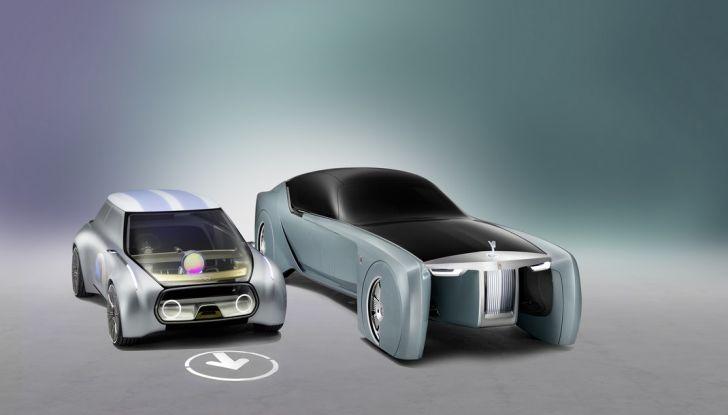 MINI e Rolls-Royce: i prossimi 100 anni del gruppo BMW - Foto 28 di 33