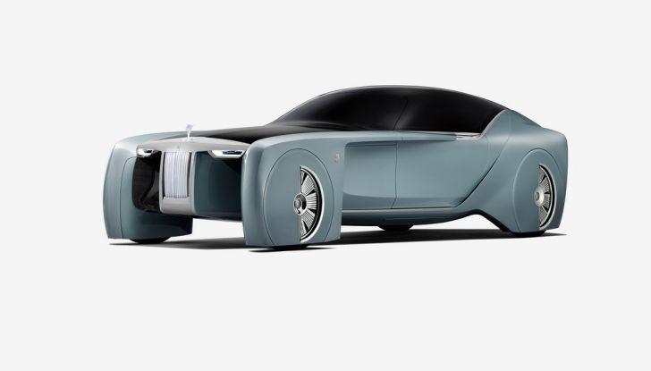 MINI e Rolls-Royce: i prossimi 100 anni del gruppo BMW - Foto 29 di 33