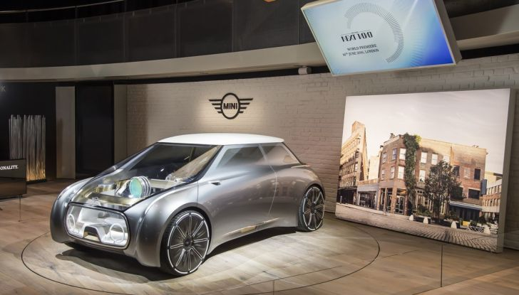 MINI e Rolls-Royce: i prossimi 100 anni del gruppo BMW - Foto 3 di 33