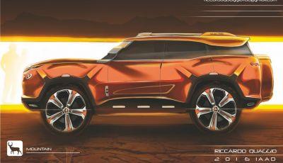 Mitsubishi Pajero 2025, il Rendering per il fuoristrada estremo