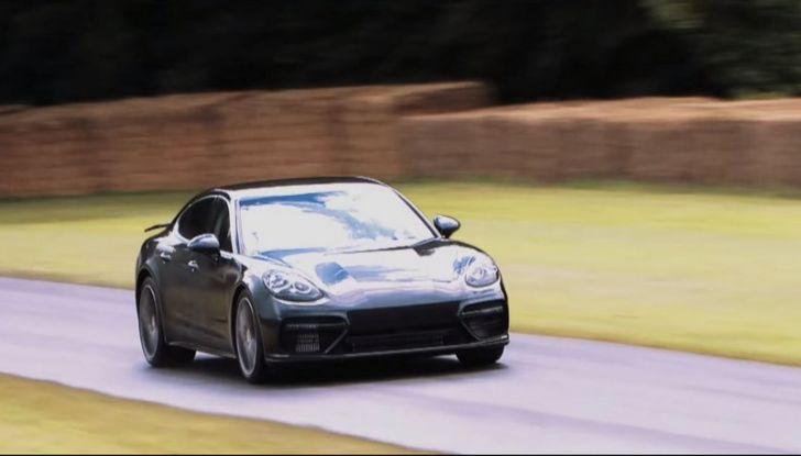 Porsche Panamera 2017, il Test Drive di Patrick Dempsey: oltre 500CV - Foto 2 di 18