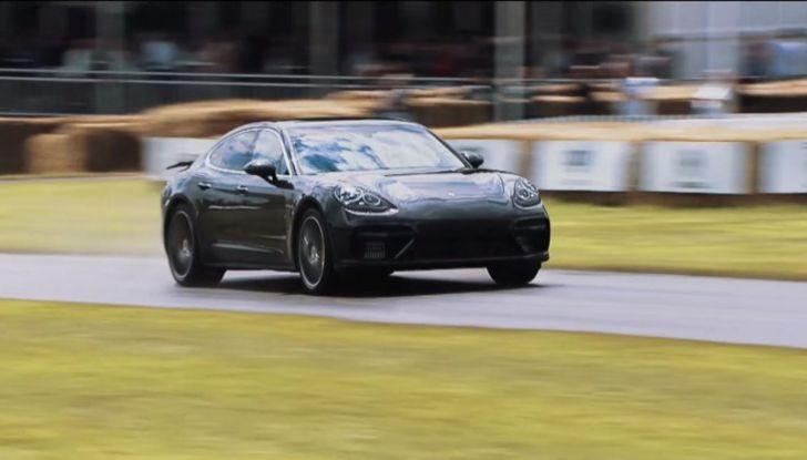 Porsche Panamera 2017, il Test Drive di Patrick Dempsey: oltre 500CV - Foto 12 di 18