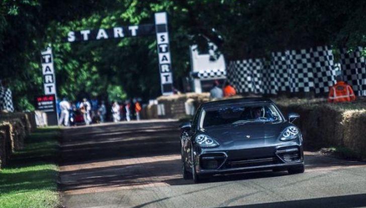 Porsche Panamera 2017, il Test Drive di Patrick Dempsey: oltre 500CV - Foto 15 di 18