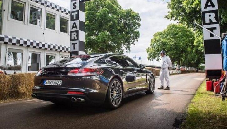 Porsche Panamera 2017, il Test Drive di Patrick Dempsey: oltre 500CV - Foto 16 di 18