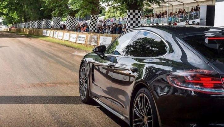 Porsche Panamera 2017, il Test Drive di Patrick Dempsey: oltre 500CV - Foto 3 di 18