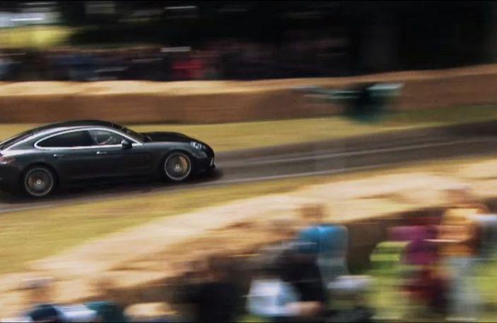 Porsche Panamera 2017, il Test Drive di Patrick Dempsey: oltre 500CV - Foto 5 di 18
