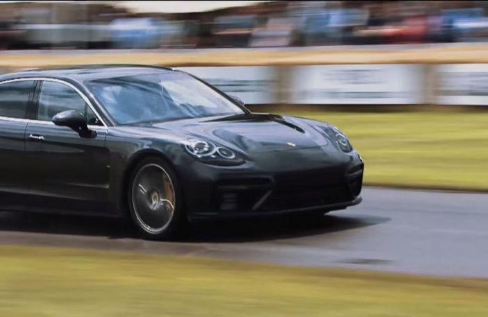 Porsche Panamera 2017, il Test Drive di Patrick Dempsey: oltre 500CV - Foto 6 di 18