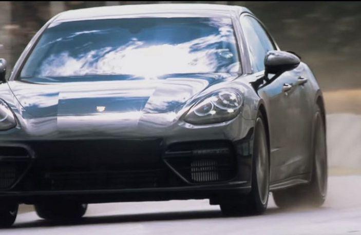 Porsche Panamera 2017, il Test Drive di Patrick Dempsey: oltre 500CV - Foto 8 di 18