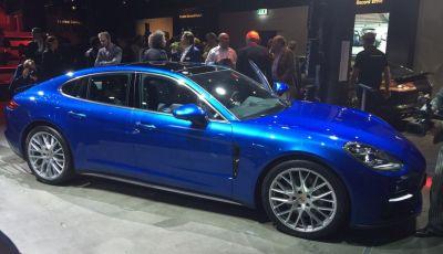 Nuova Porsche Panamera: dotazioni, motorizzazioni e prezzi