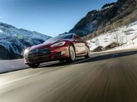 Pikes Peak Hill Climb 2016: al via anche una Tesla Model S