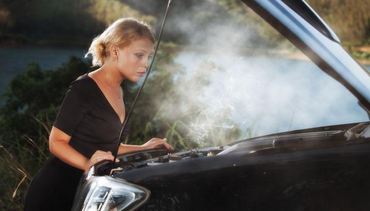 Come evitare che il motore dell'auto si surriscaldi: manutenzione del radiatore - Foto 5 di 7