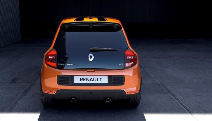 Renault Twingo GT: la citycar sportiva - Foto 11 di 15
