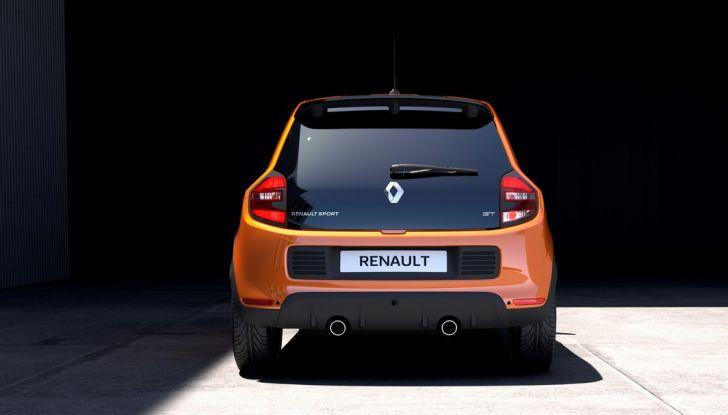 Renault Twingo GT: la citycar sportiva - Foto 12 di 15