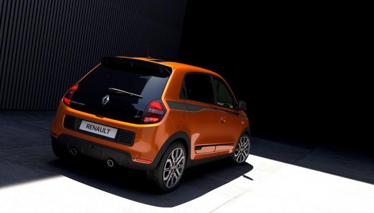 Renault Twingo GT: la citycar sportiva - Foto 13 di 15