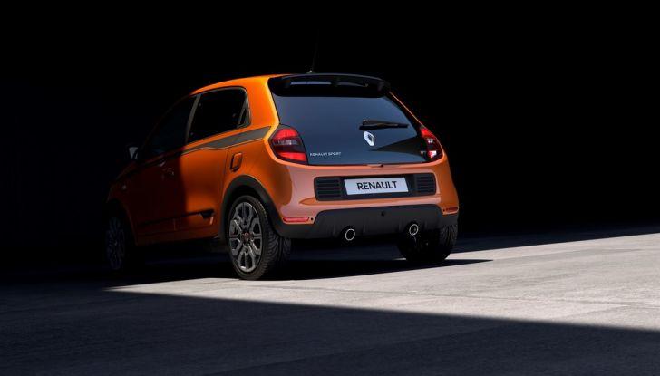 Renault Twingo GT: la citycar sportiva - Foto 15 di 15