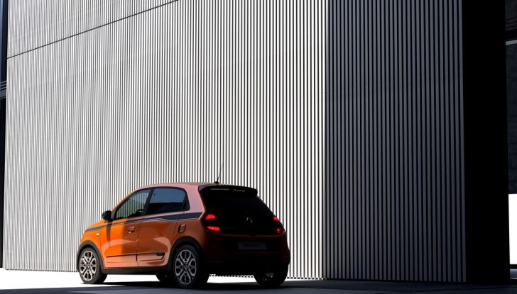 Renault Twingo GT: la citycar sportiva - Foto 7 di 15