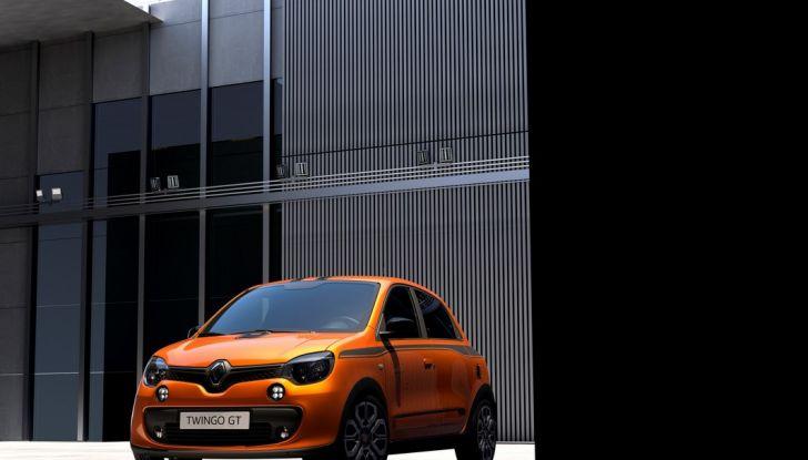 Renault Twingo GT: la citycar sportiva - Foto 8 di 15