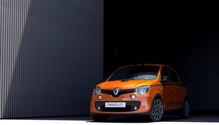 Renault Twingo GT: la citycar sportiva - Foto 9 di 15