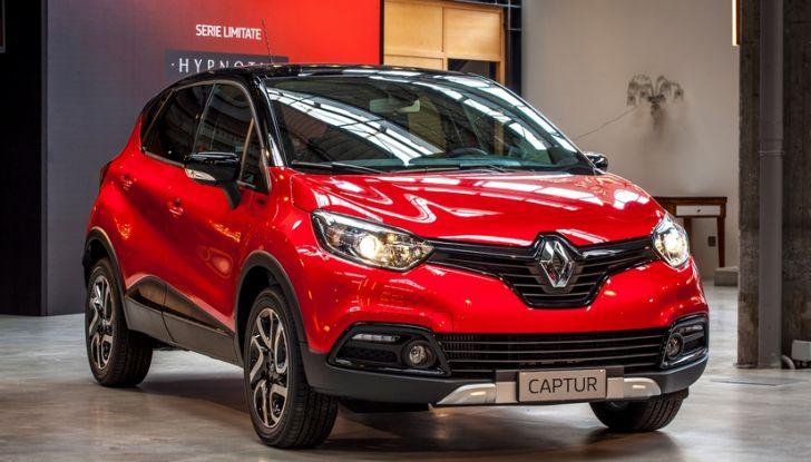 Renault Captur e Kadjar ancora più speciali con Hypnotic - Foto 6 di 25