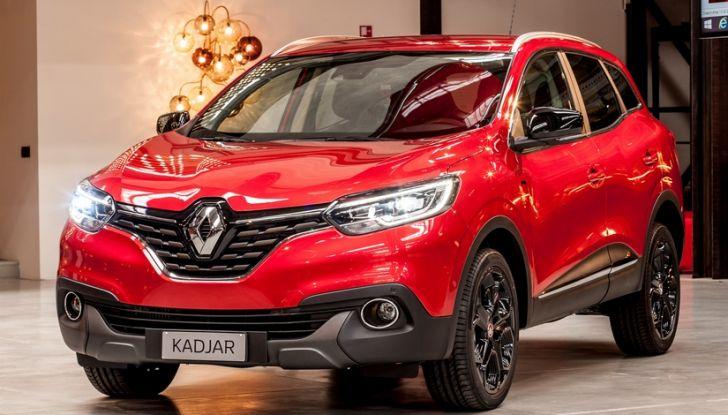 Renault Captur e Kadjar ancora più speciali con Hypnotic - Foto 8 di 25