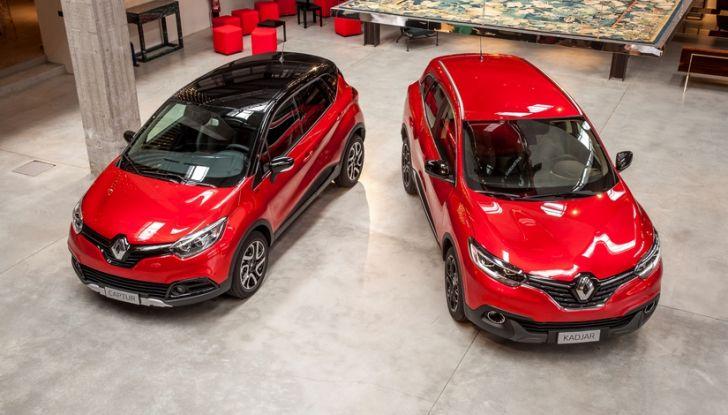 Renault Captur e Kadjar ancora più speciali con Hypnotic - Foto 3 di 25