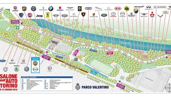 Salone dell'Auto di Torino Parco Valentino 2016: 8 anteprime mondiali e 20 anteprime nazionali - Foto 3 di 15