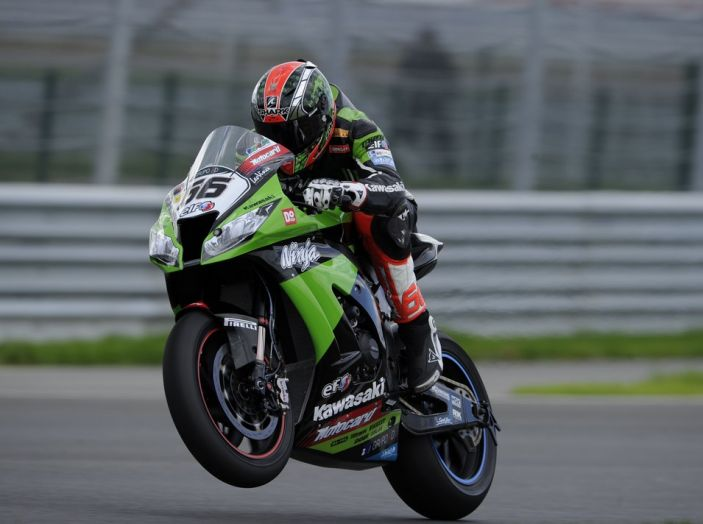 World Superbike: Tom Sykes firma per altri due anni con Kawasaki - Foto 3 di 4