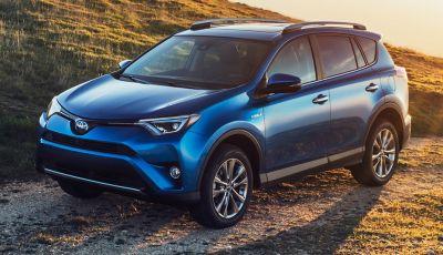La gamma Toyota presente al 4x4Fest 2016 di Carrara
