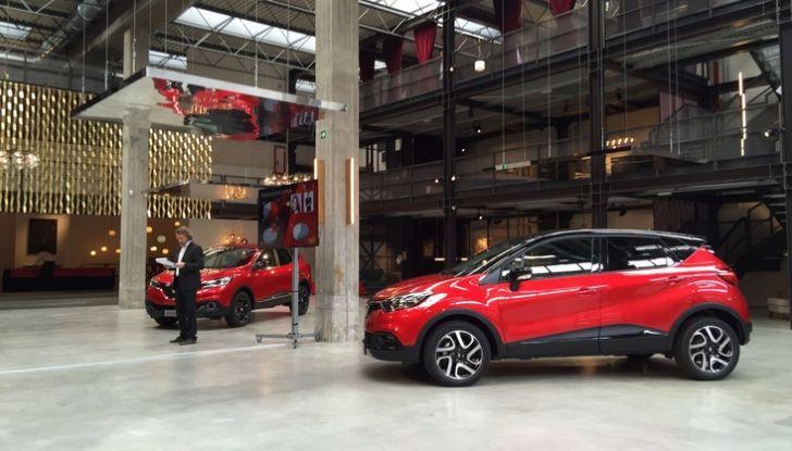 Renault Captur e Kadjar ancora più speciali con Hypnotic - Foto 2 di 25