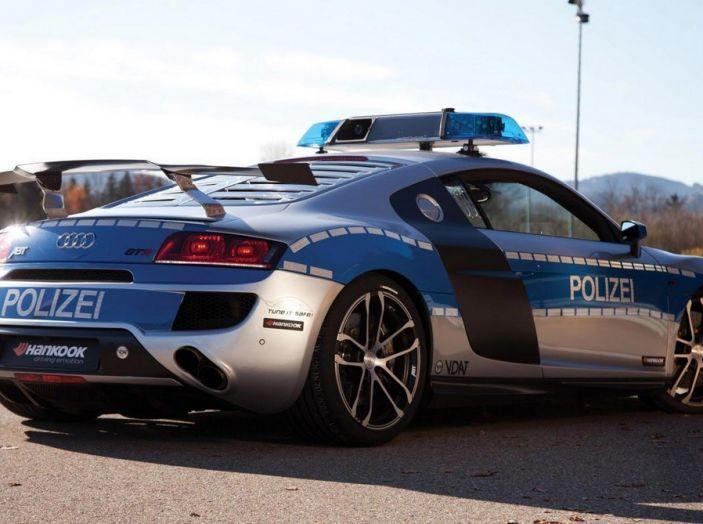 Le auto della polizia pi belle e veloci del mondo - Foto della polizia citazioni ...