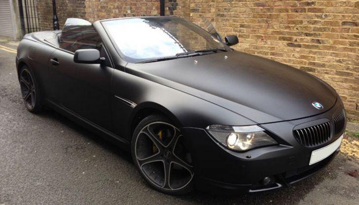 Auto con vernice opaca? Ecco come pulirla in 3 semplici mosse - Foto 7 di 9