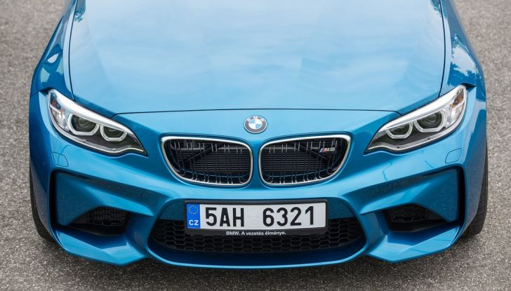 BMW M2 2016: la nostra prova in pista all'Hungaroring - Foto 20 di 27