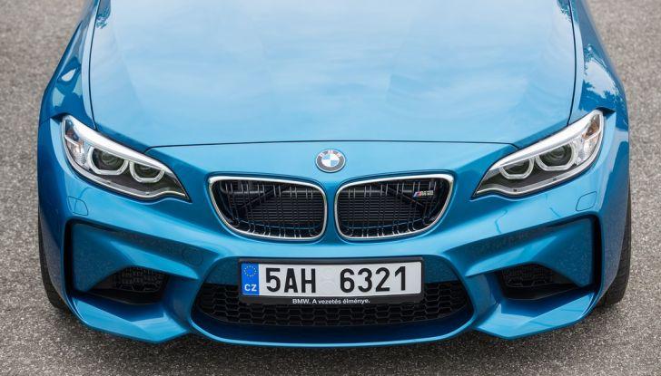 BMW M2 2016: la nostra prova in pista all'Hungaroring - Foto 20 di 27
