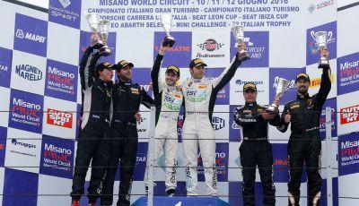 GT Cup 2016: Tommy Maino trionfa al Circuito Marco Simoncelli di Misano