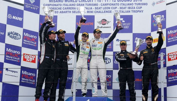 GT Cup 2016: Tommy Maino trionfa al Circuito Marco Simoncelli di Misano - Foto 1 di 10