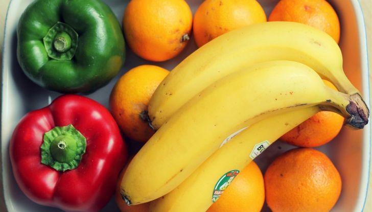prevenire colpo sonno frutta verdura