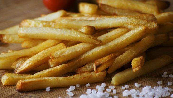 prevenire colpo sonno cibi fritti